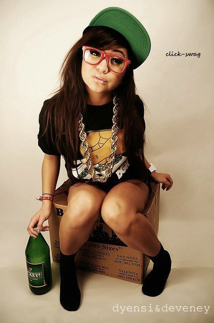 fille swag