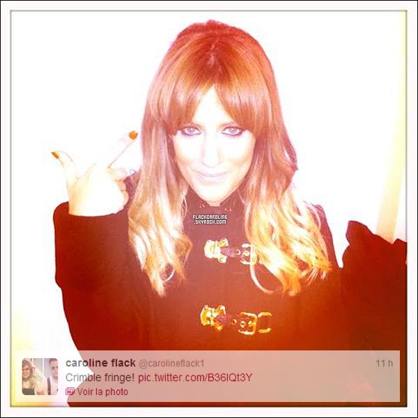 21/12/2012 || Caroline F. est allée à Edinburgh's Regis Salon, un salon de coiffure. Caroline c'est fait une nouvelle coupe, j'aime beaucoup sa coupe et j'adore sa tenue. Et toi tu en pense quoi? TOP ou FLOP?.