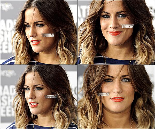 13/06/2012 || Caroline F. sur la Red Carpet de Graduate Fashion Week. Caroline est magnifique, toujours souriante et j'aime beaucoup sa tenue. Et toi tu en pense quoi? TOP ou FLOP?.