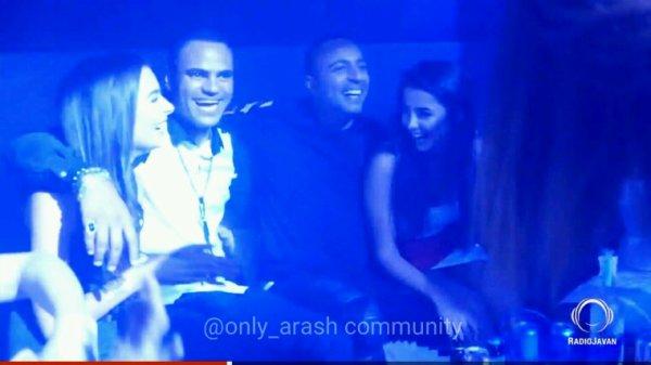 Arash featuring Mohombi Se fue
