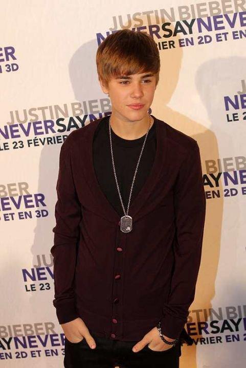 Justin Bieber à Paris