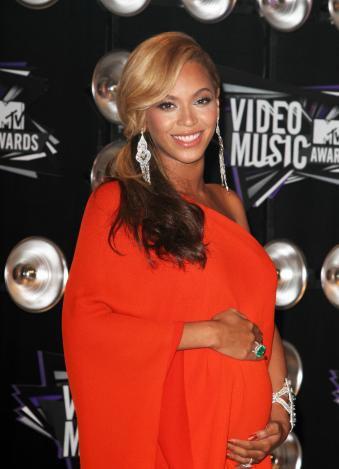 Beyoncé Knowles - Enceinte