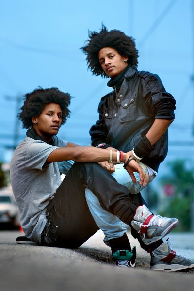Larry et Laurent - Les Twins