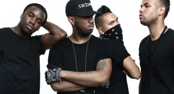 """2.0"": le nouveau boys band R&B"