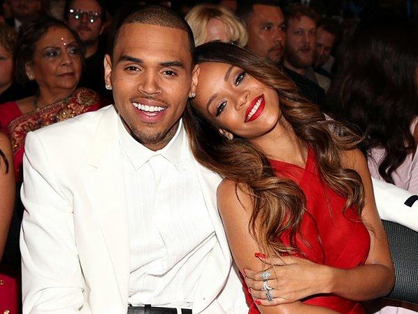 Chris Brown et Rihanna, c'est fini