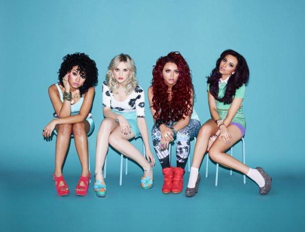 Les Little Mix sont de retour