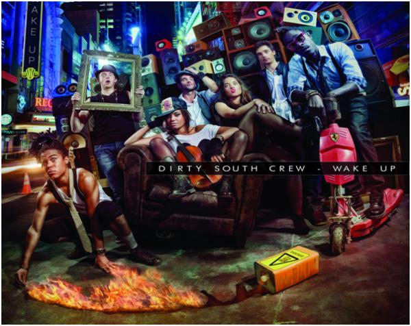 Dirty South Crew en concert le 7 novembre