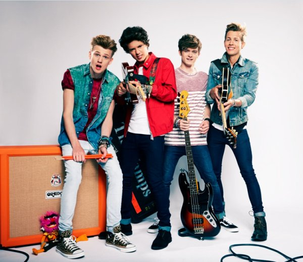 The Vamps - Wild Heart
