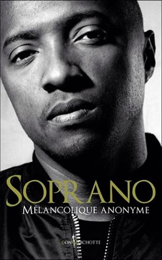 Soprano fait la B.O de son livre Mélancolique Anonyme