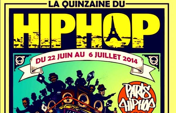 Le Festival Paris Hip-Hop du 22 juin au 6 juillet !