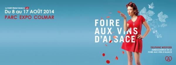 Le festival de la foire aux vins de Colmar du 8 au 17 août !