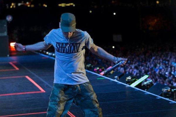 INFO EXCLUSIVE: Eminem sort un nouvel album !