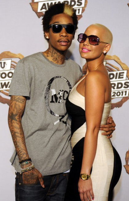 Wiz Kahlifa & Amber Rose : this is the end !