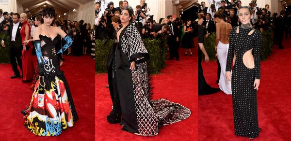 Rihanna, Lady Gaga, Katy Perry,... le Top/Flop du Met Gala