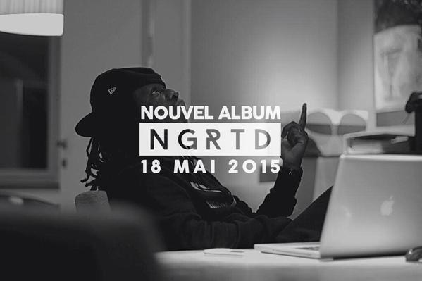 Youssoupha, écoute son album NGRTD en exclusivité dans une galerie d'art !