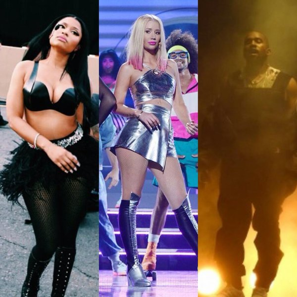 Nicki Minaj, Iggy Azalea, Chris Brown... Toutes les performances BBMAs 2015