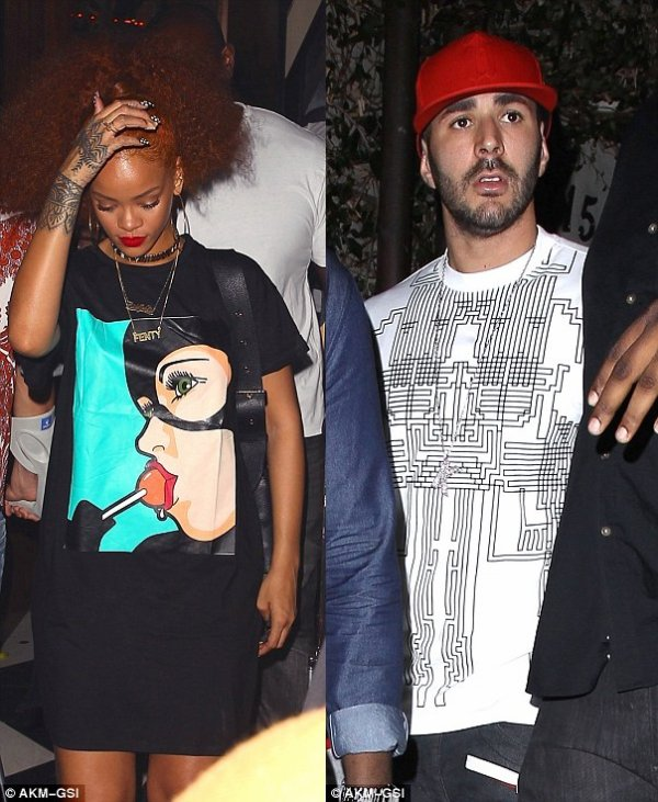 Rihanna & Benzema - Part. 2