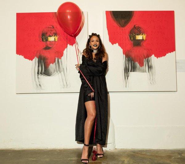 Rihanna - Anti