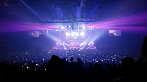 Les concerts de Jul à Marseille et à Amneville !
