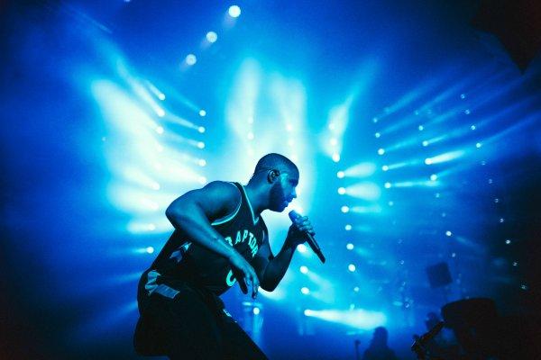 Drake enflamme l'AccorHotels Arena pour ses 3 concerts événements Skyrock !