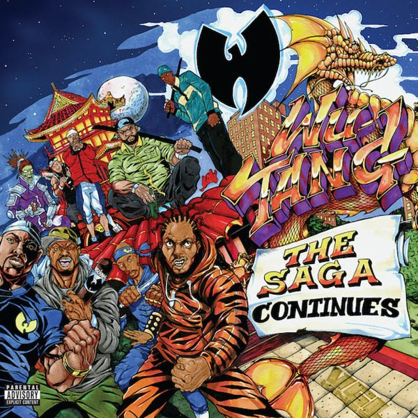 Nouvel album du Wu-Tang Clan!