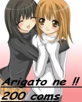 Arigato ne !!!!!! ><