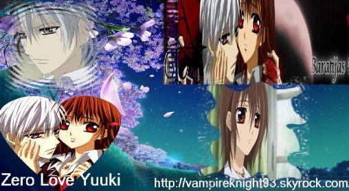 Zero et Yuuki