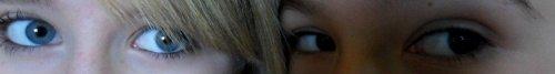 Une Blonde & Une Brune Sa Fait Un Kinder ; Tu Peux Rien Y Faire ! ♥ :D