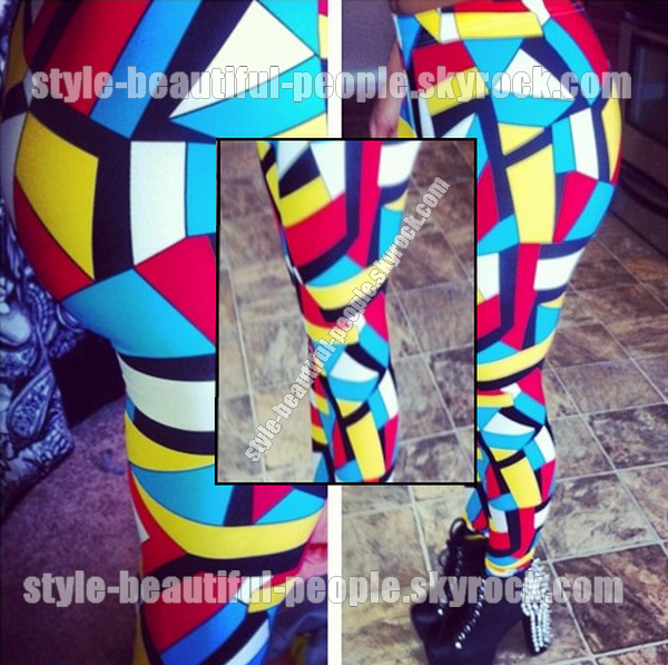 Que pensez vous de ce genre de leggins ? Moi j'aime bien ^^