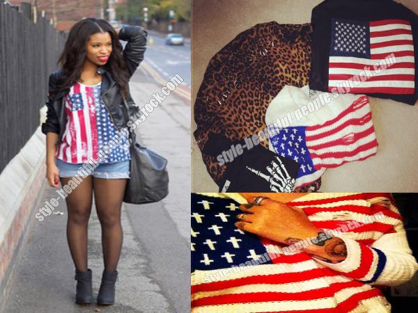 Mode - Clothes FLAG USA