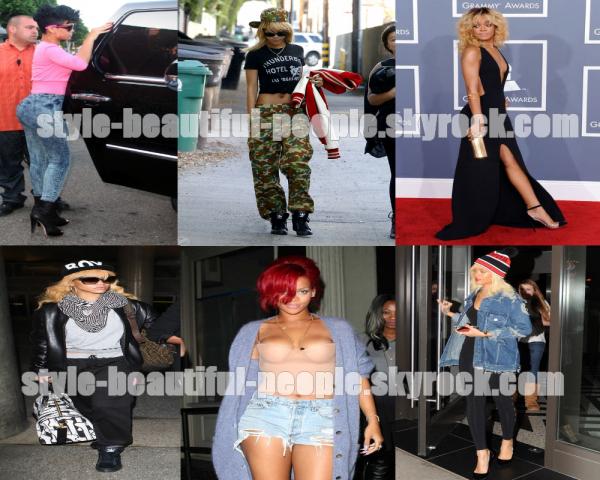 Style - Rihanna