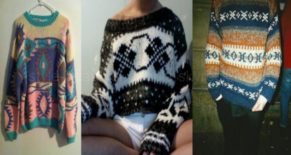 Quel pull préfères-tu ?
