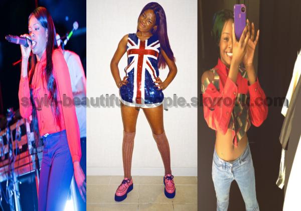 Azélia Banks - Elle sais varier les styles .