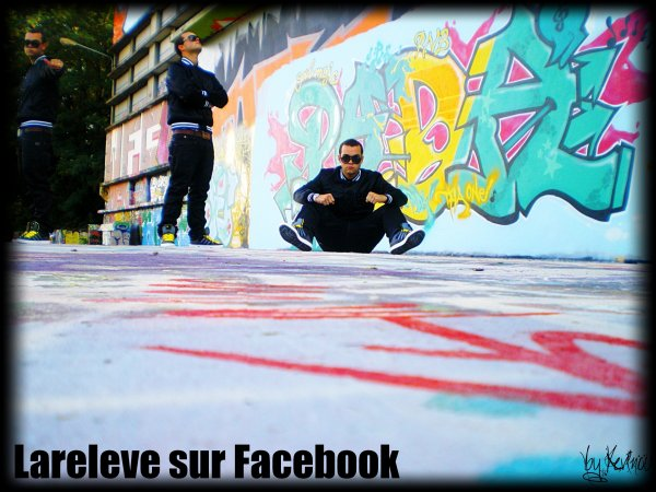 Lareleve sur Facbook