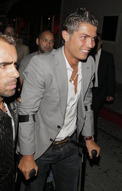"Pandiani (Osasuna) : ""Il (Cristiano Ronaldo) lui manque peut-être une case"""