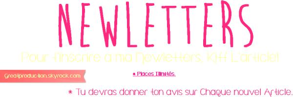 NewLetters.♥