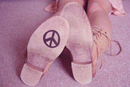 """"""" Peace ! """""""