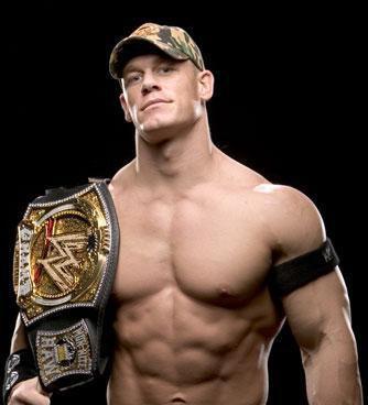 John Cena le meilleur catcheur :)