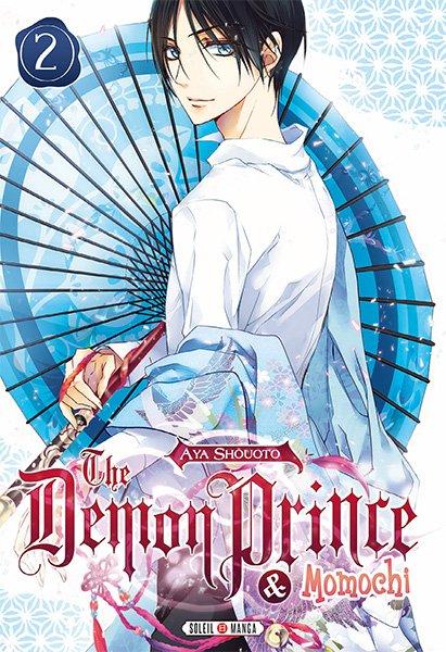 The Demon Prince & Momochi T.2