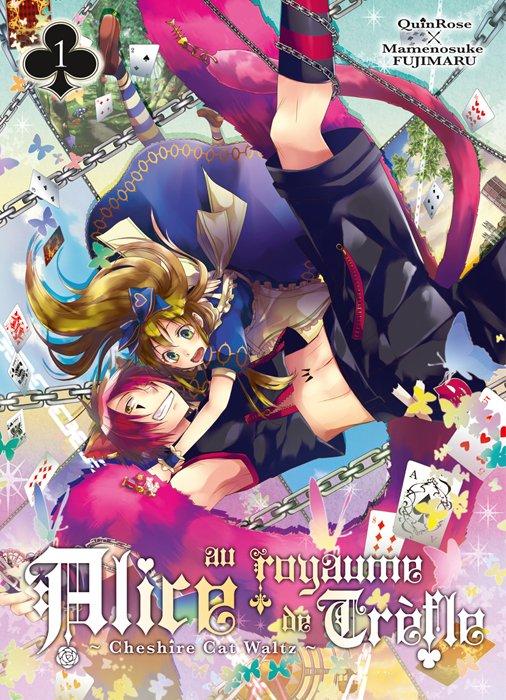 Alice au Royaume de Trèfles T.1