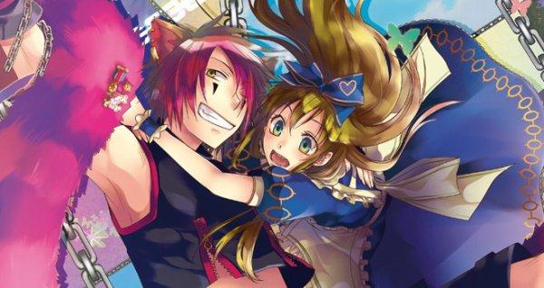 Chapitres Alice au Royaume de Trèfle