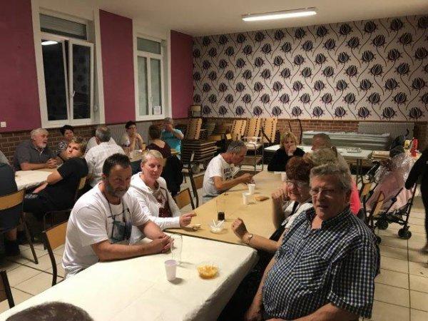 Championnat LCIF après Marseille.273 pigeons à Perpignan contre 245 en 2016.