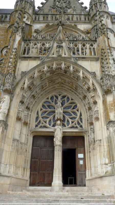L'église de Rethel