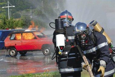 photos et images de pompiers ''4
