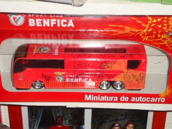 MUSEU PESSOAL DO BENFICA AQUI EM FRANCA