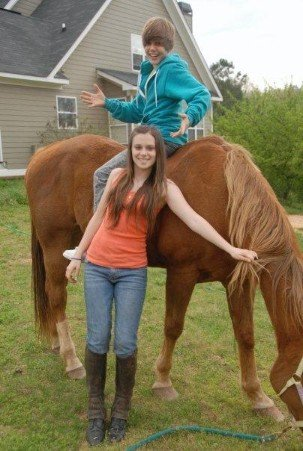 Christian and Caitlin Beadles ♥