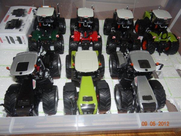 Ma collection de xerion 3330 , 3800 et 5000