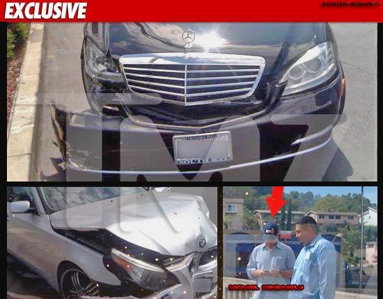 Info du vendredi 1er Octobre : Vendredi matin Michael Weatherly alias Tony Dinozzo a eu un accident !