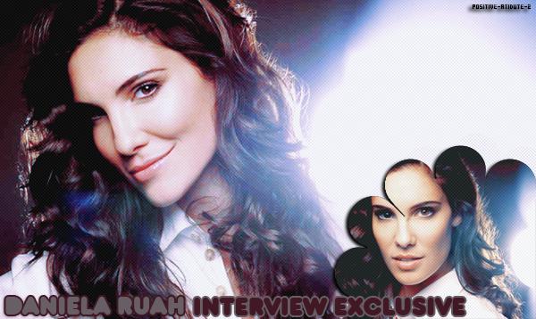 Interview Exclusive de Daniela Ruah & Vertical Limit avec Chris O'Donnell