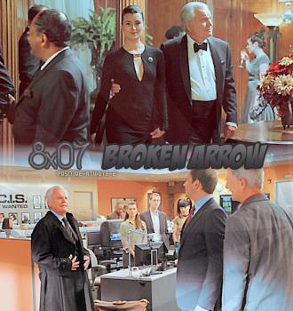 Episode 7 Saison 8 : Broken Arrow